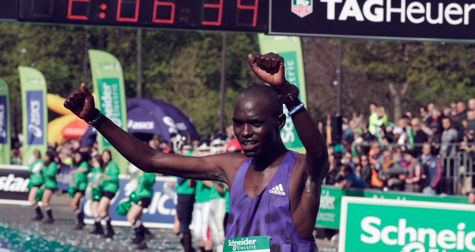 Maraton Paris TAG Heuer