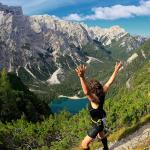 ¡Correr en la montaña si eres de los arriesgados!