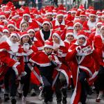 Maratones navideños y entrenamiento continuo para evitar esos kilitos de más en esta época invernal