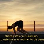 Lo que necesitas para volver a sentir amor y pasión por el running