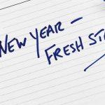 ¿Ya hiciste tu lista de propósitos de año nuevo?