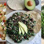 Alimentos altos en proteína, ideales para los runners vegetarianos