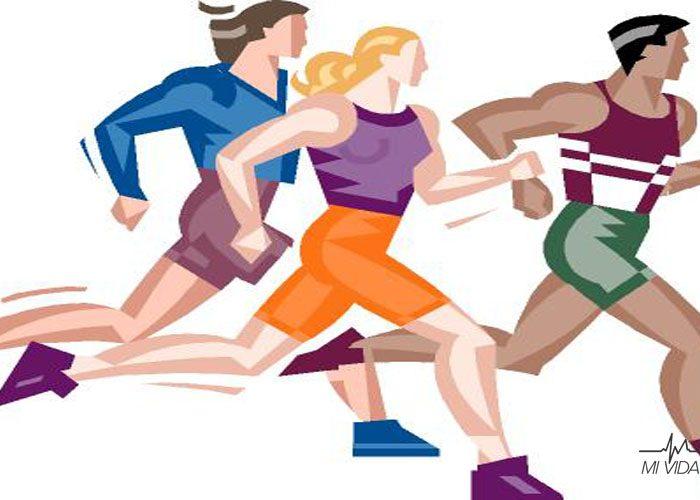 Los corredores somos una gran comunidad una gran familia de campeones!