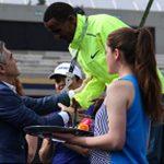 Etiopía gana en el XXXIII Maratón de la Ciudad de México