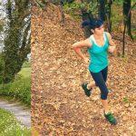 La forma correcta de correr Cuesta Abajo