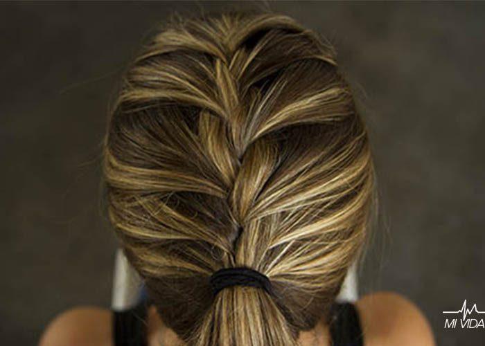 Que tu cabello largo no sea un impedimento: peinados para runners