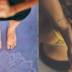 Yoga para fortalecer los tobillos