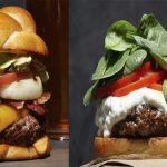 Las mejores hamburguesas para después de una carrera