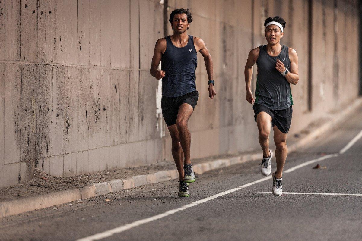 ropa cómoda para correr