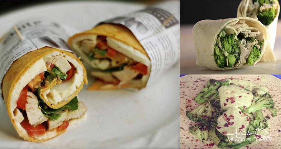 Almuerzos r pidos y saludables para un corredor mi vida es correr - Almuerzo rapido y facil ...