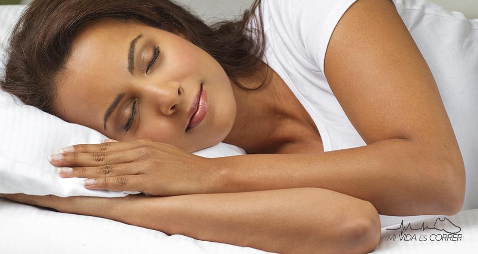 importancia de dormir bien para los deportistas correr