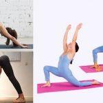 Poses de yoga que ayudan a descansar la espalda baja