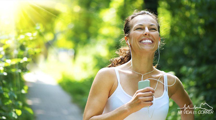 ejercicios para mujeres en su periodo correr