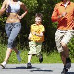 Running para niños