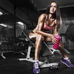 Entrenamiento de gimnasio para corredores