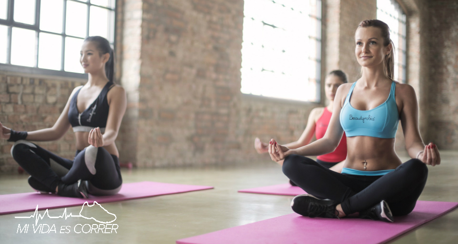 Curso de meditación para corredores, IM-PER-DI-BLE