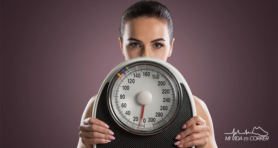 ¿Es posible bajar de peso mientras corremos?