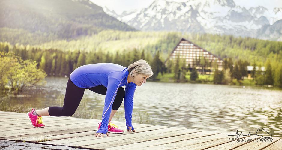 ¿Qué tanto baja sus ritmos de carreras al envejecer?