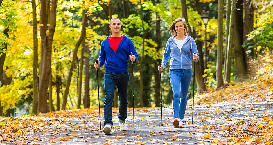 El Power Walking puede ser una estupenda alternativa
