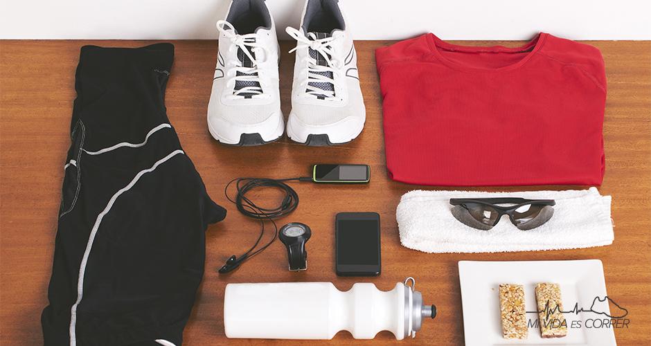 ¿Cómo escoger tu equipo para correr largas distancias?