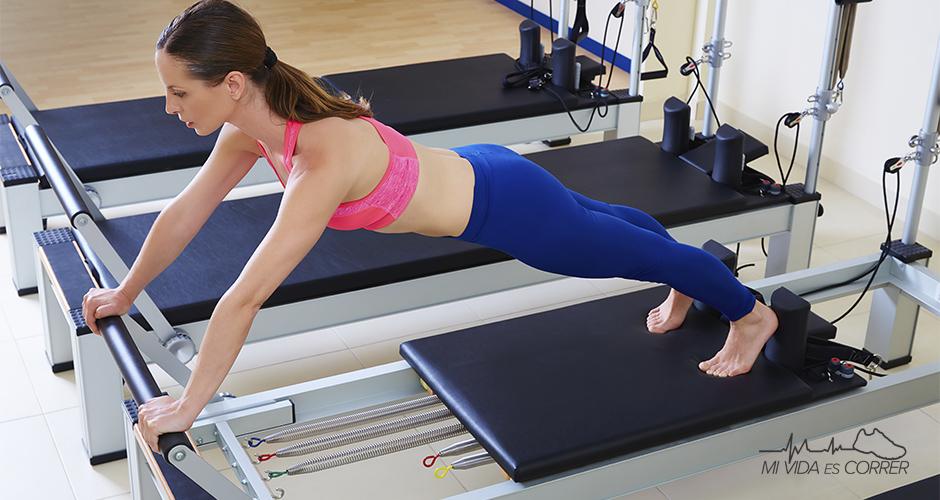 Si eres corredor esto es todo lo que el Pilates puede hacer por ti