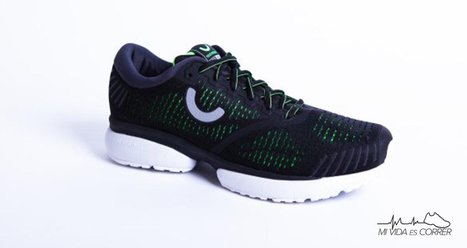 U Tech: la última tecnología en zapatillas de running