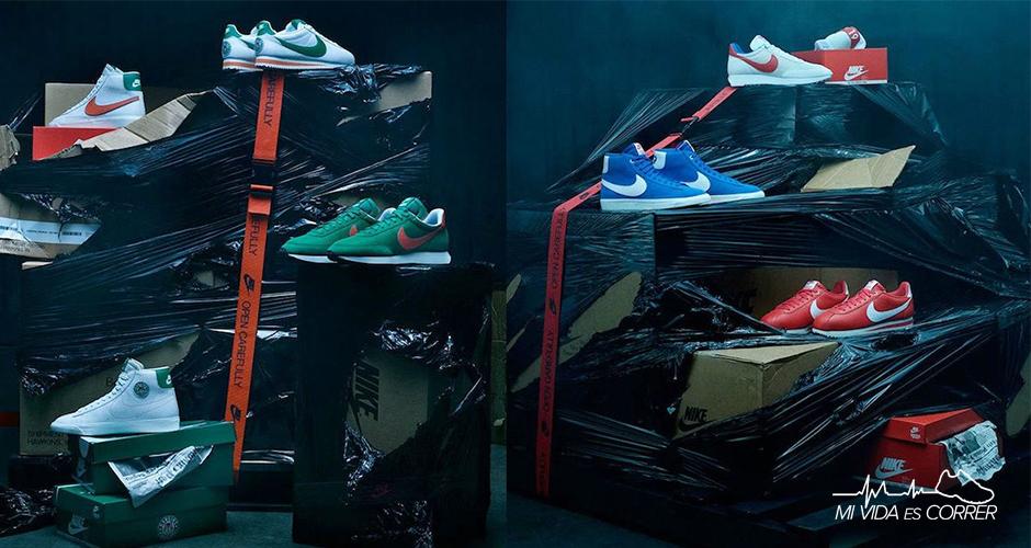 Así son los tenis de Nike inspirados en Stranger Things