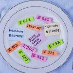 Aditivos que debes evitar a la hora de comer